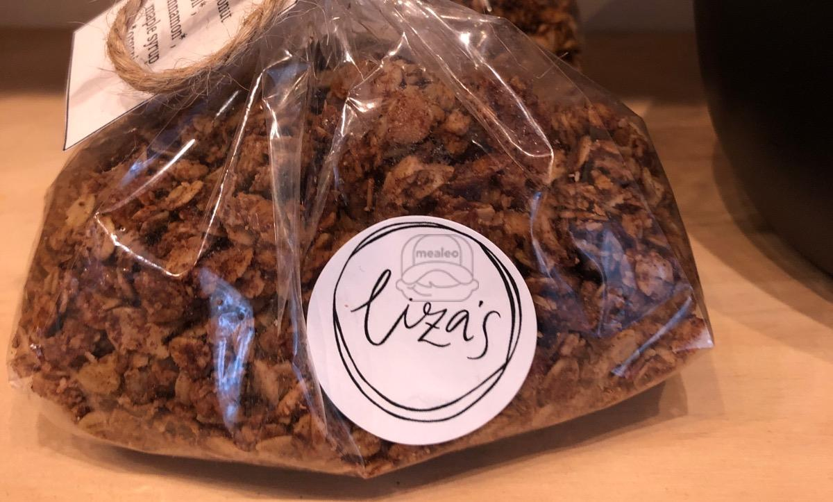 Lizas Gluten Free Plain Granola