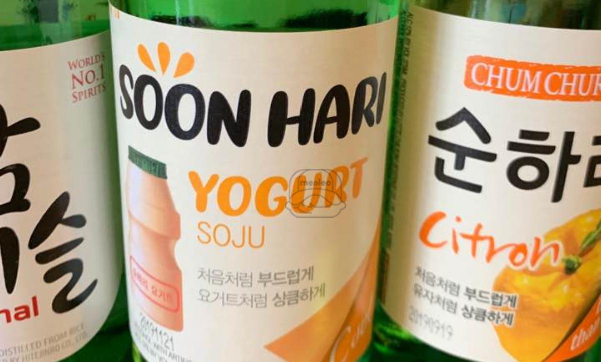 Yogurt Soju