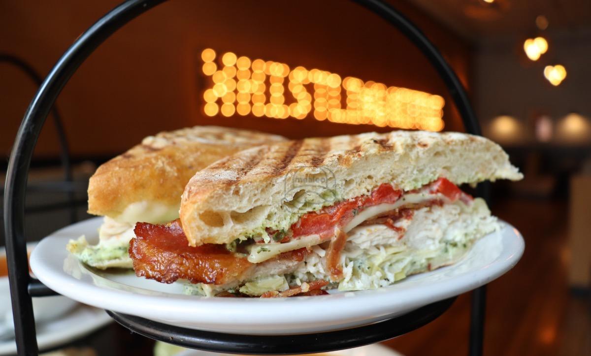 the ballstonian panini