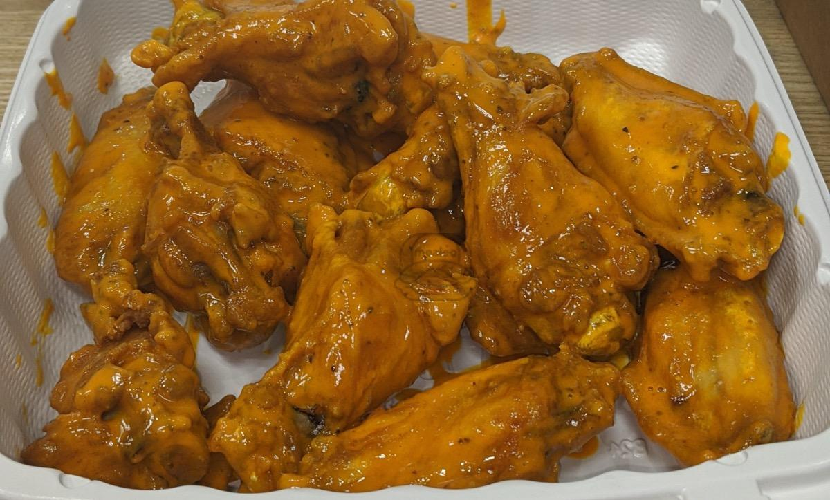 Traditional Wings (12)