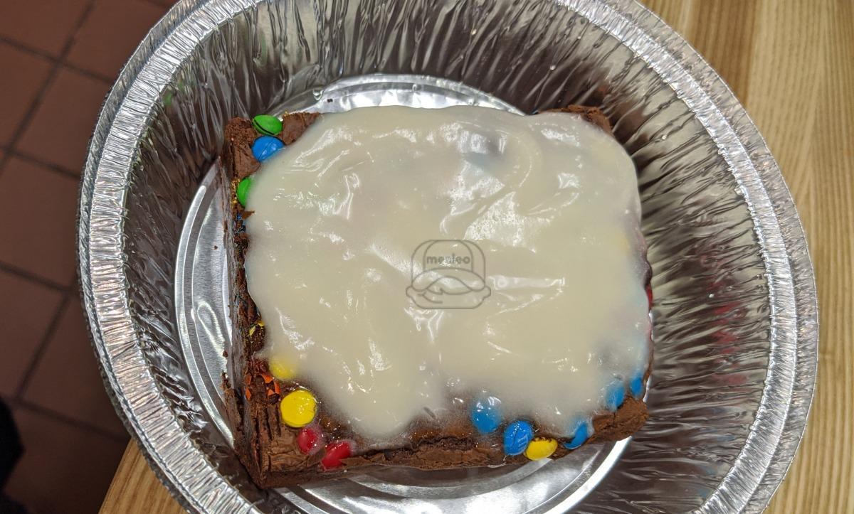 M&M Brownie (Gluten Free)