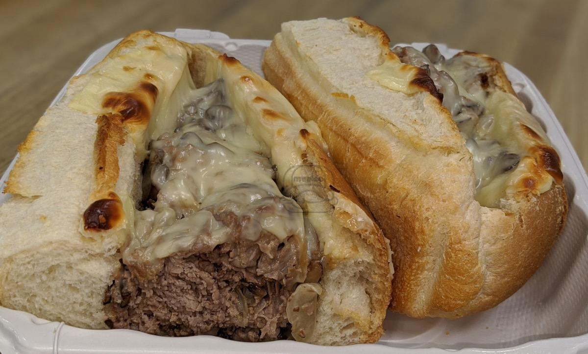 Philly-Cheese Steak