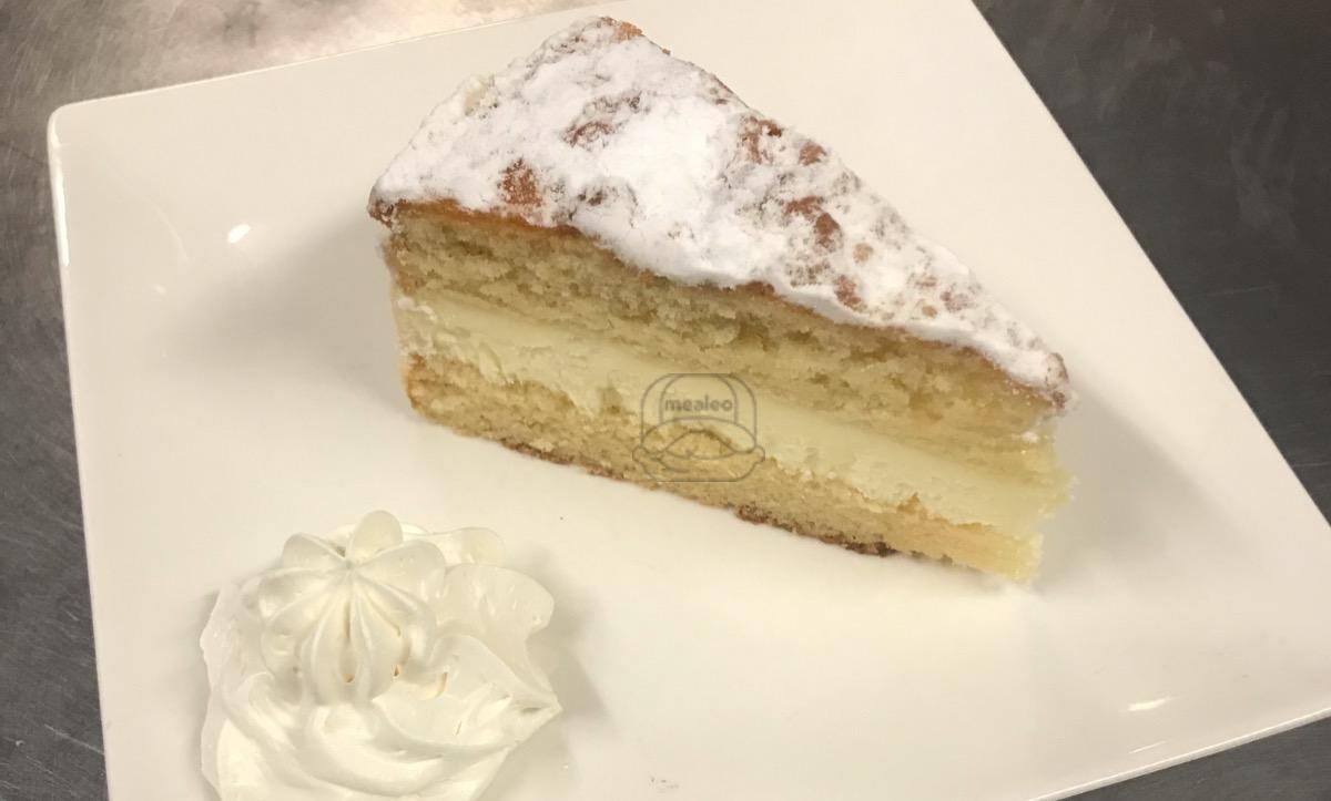 Irish Lemon Cake