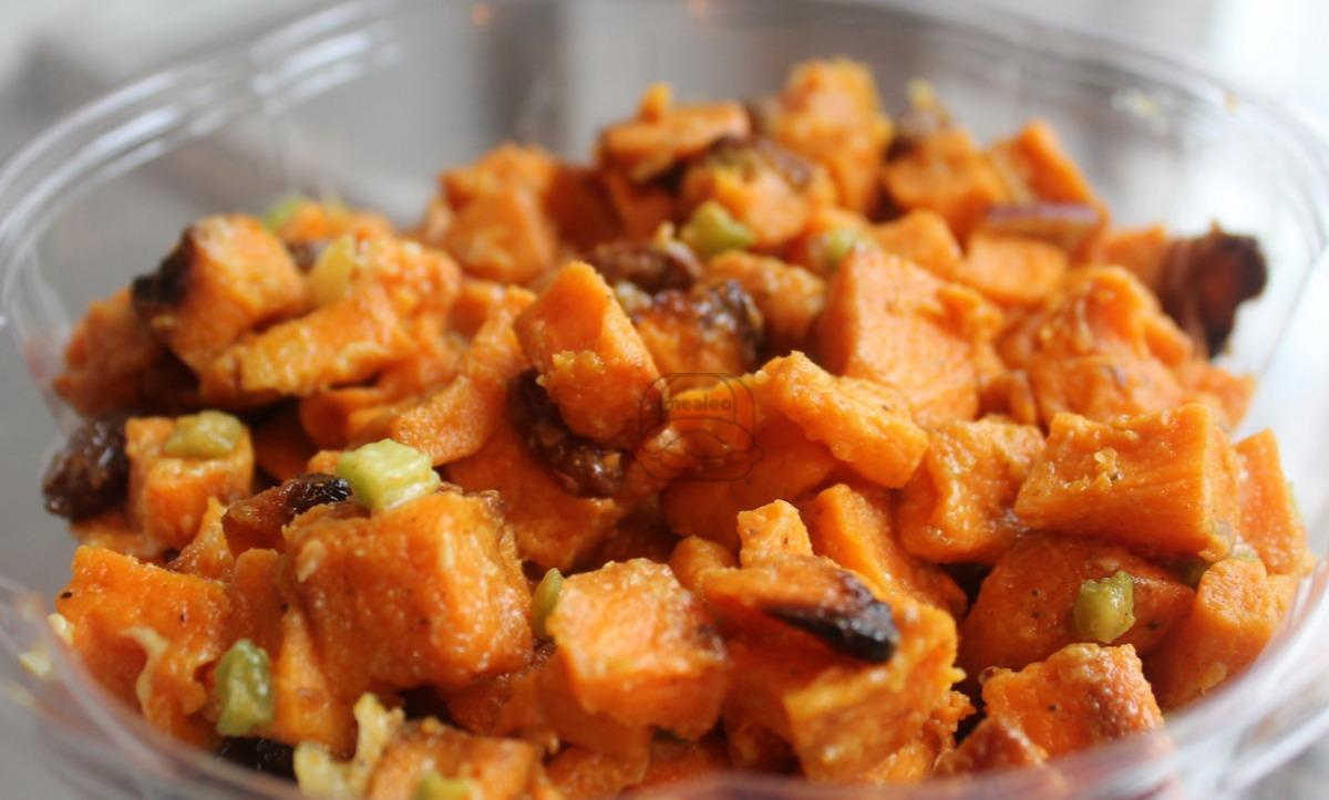 Curried Sweet Potato Salad (bulk)