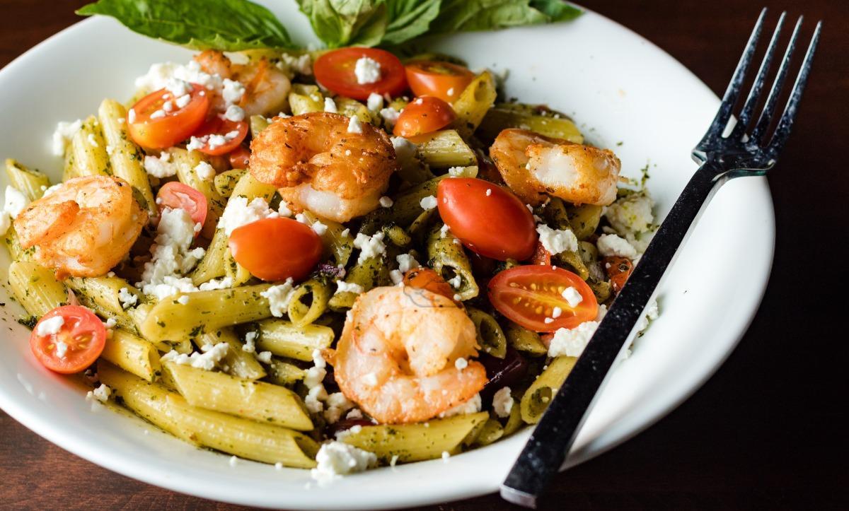 Mediterranean Pasta