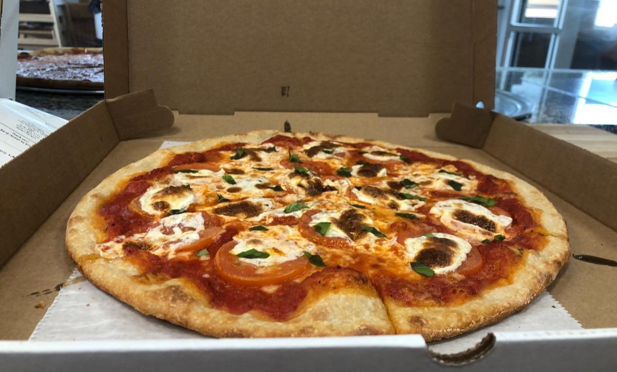 Margherita Pizza - Small (15