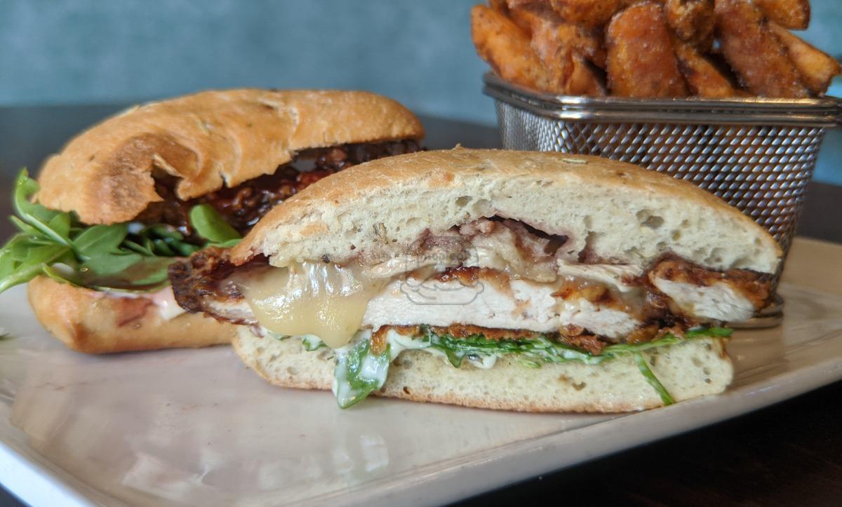 Muther Clucker Chicken Sandwich