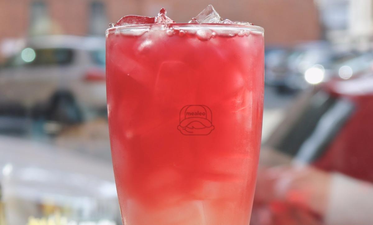 raspberry lavender lemonade