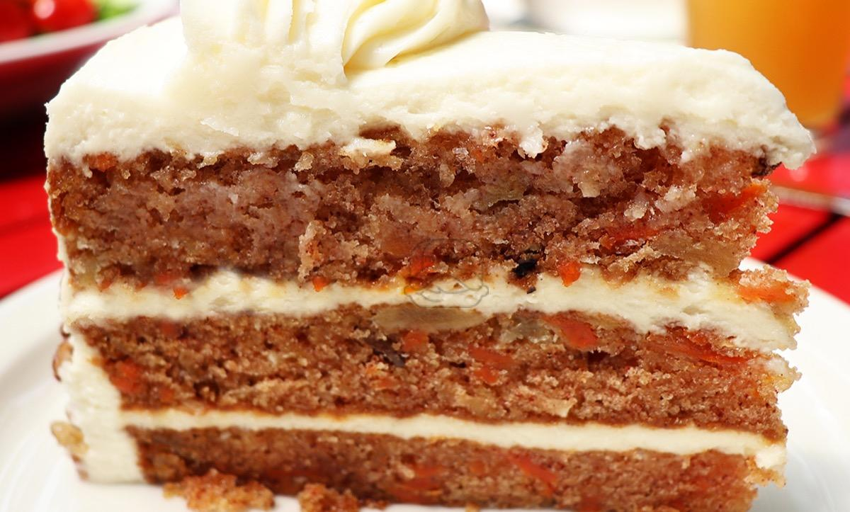 3-layer carrot cake