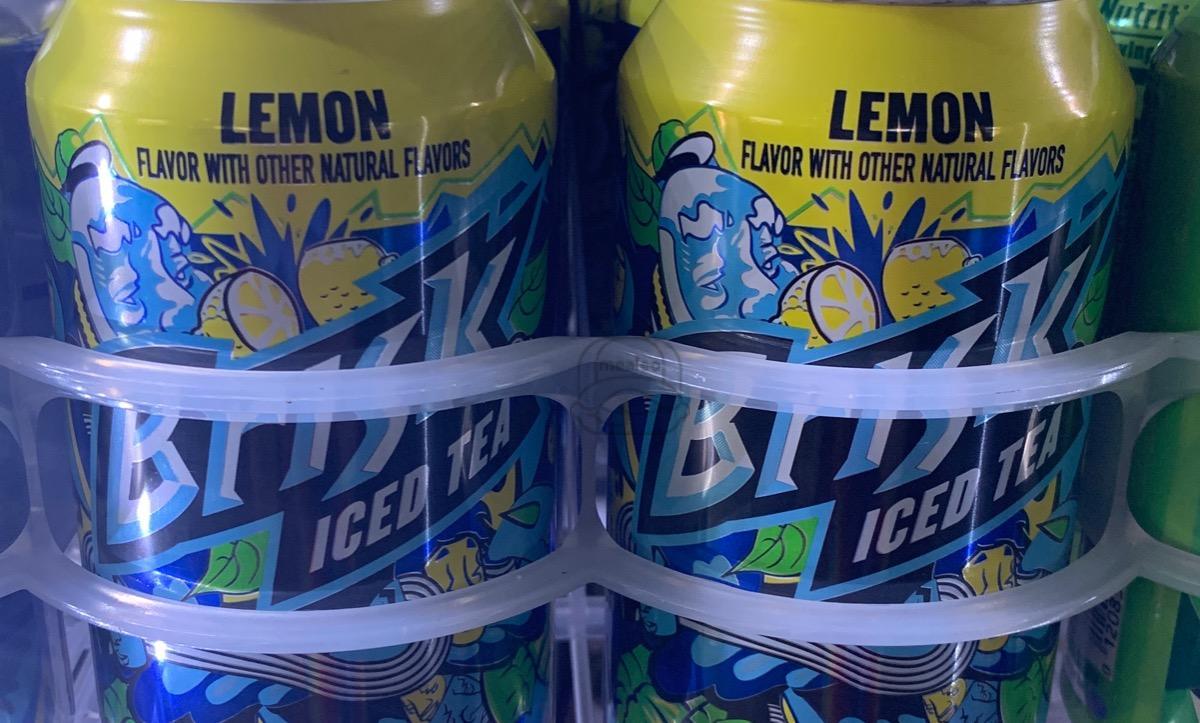 Brisk Lemon Iced Tea