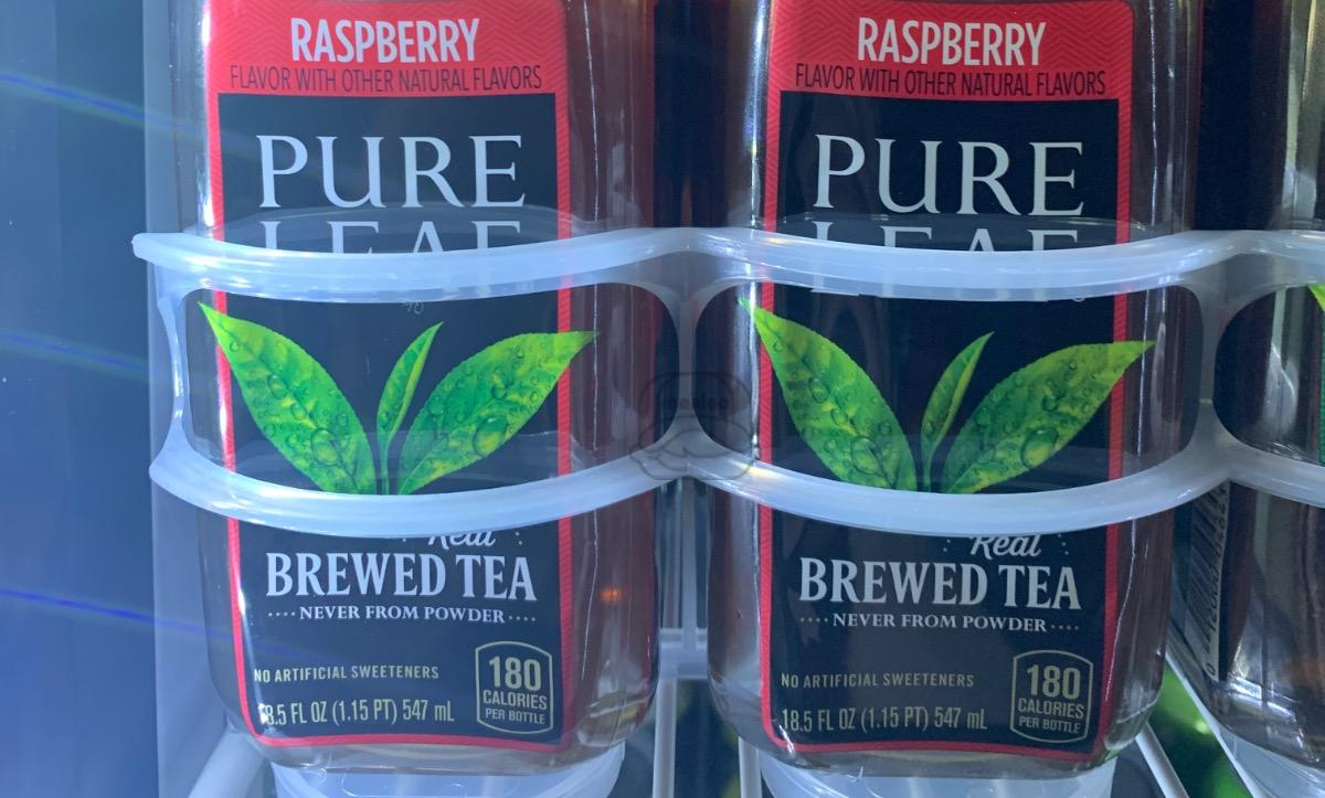 Raspberry Pure Leaf Tea