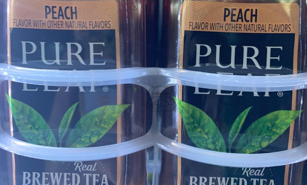 Peach Pure Leaf Tea