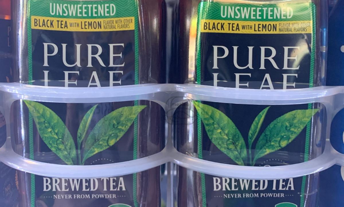 Unsweetened Pure Leaf Tea