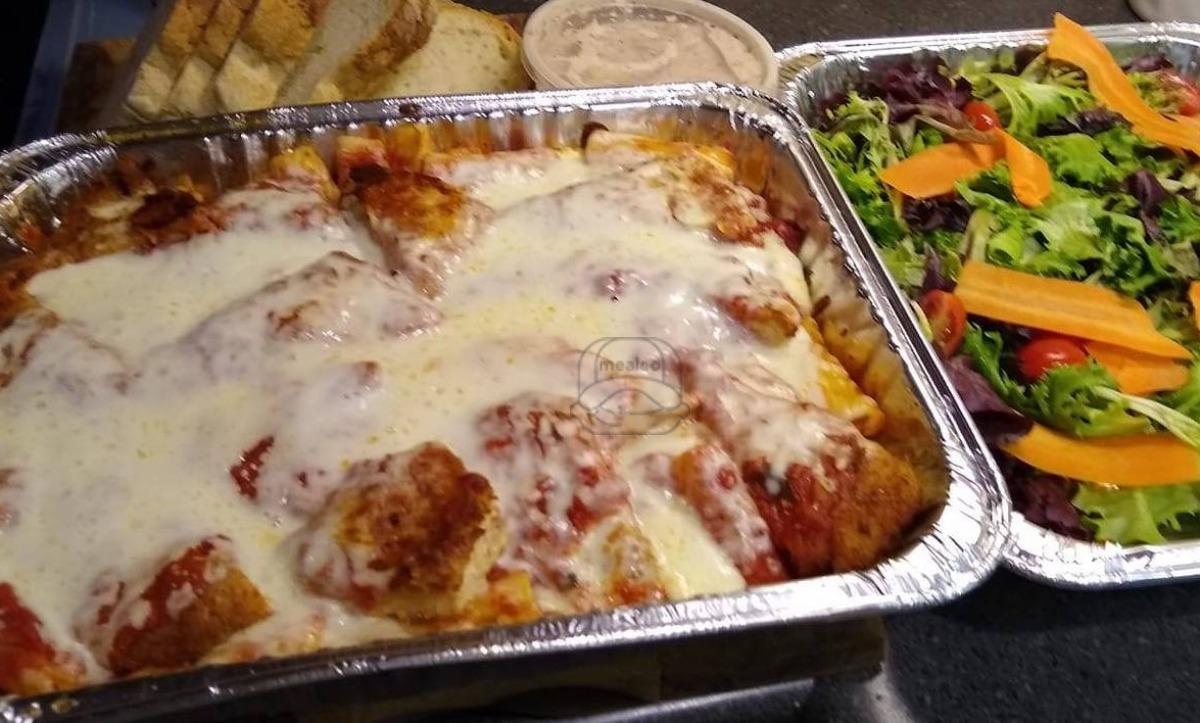 Chicken Parmesan (Family Style)