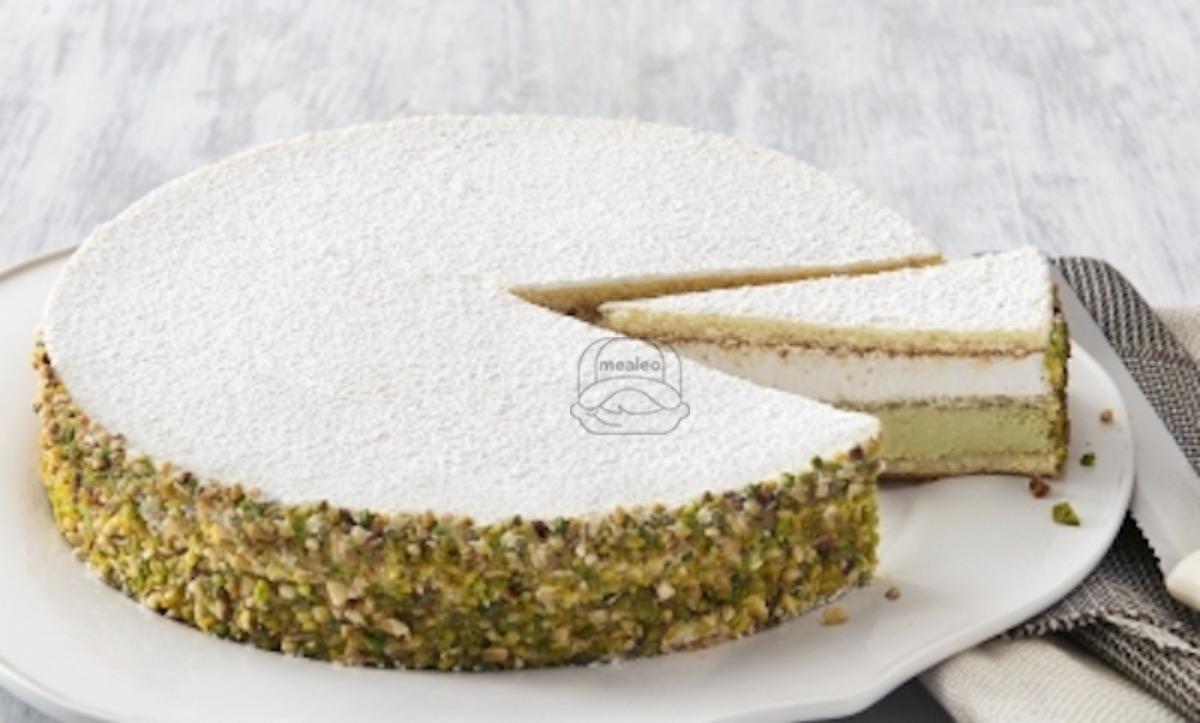 Pistachio Ricotta Cheesecake