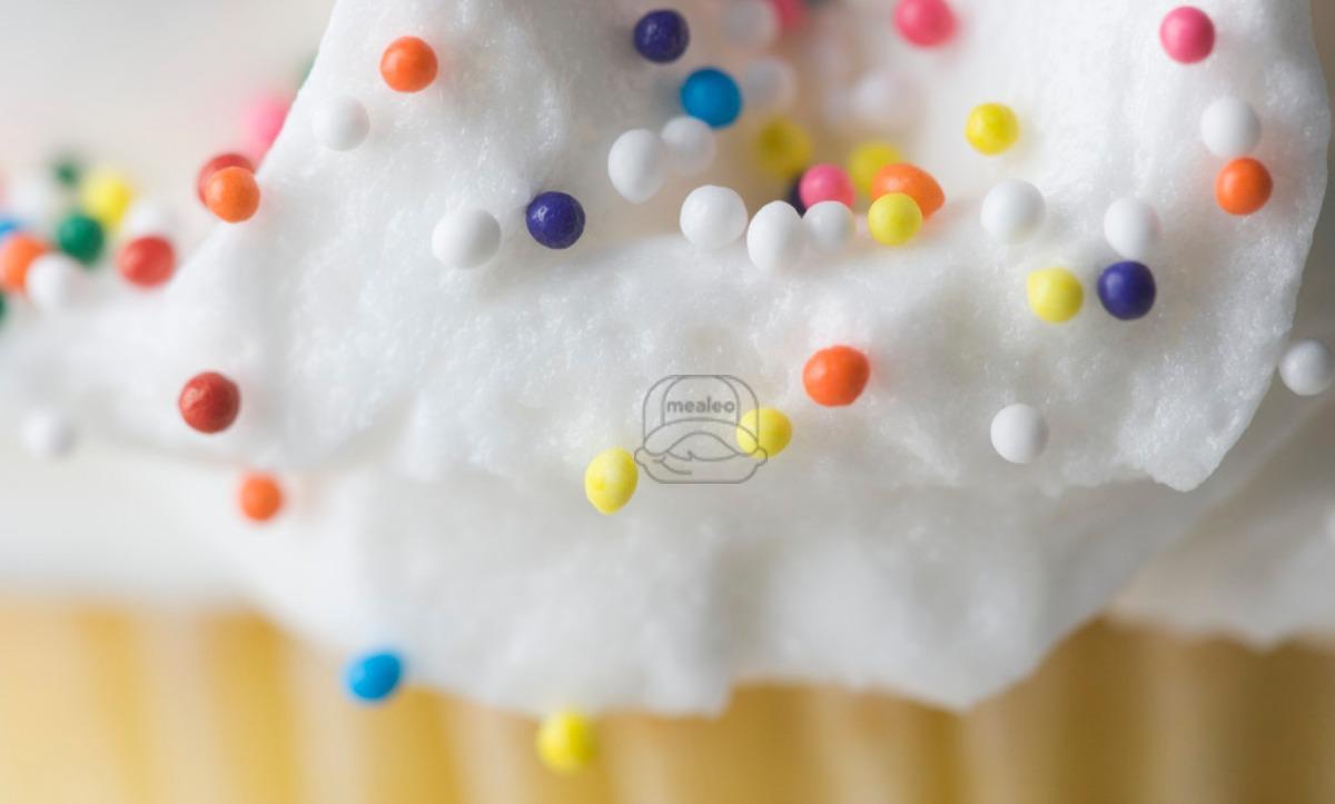 Perreca's Famous Half Pound Cupcake