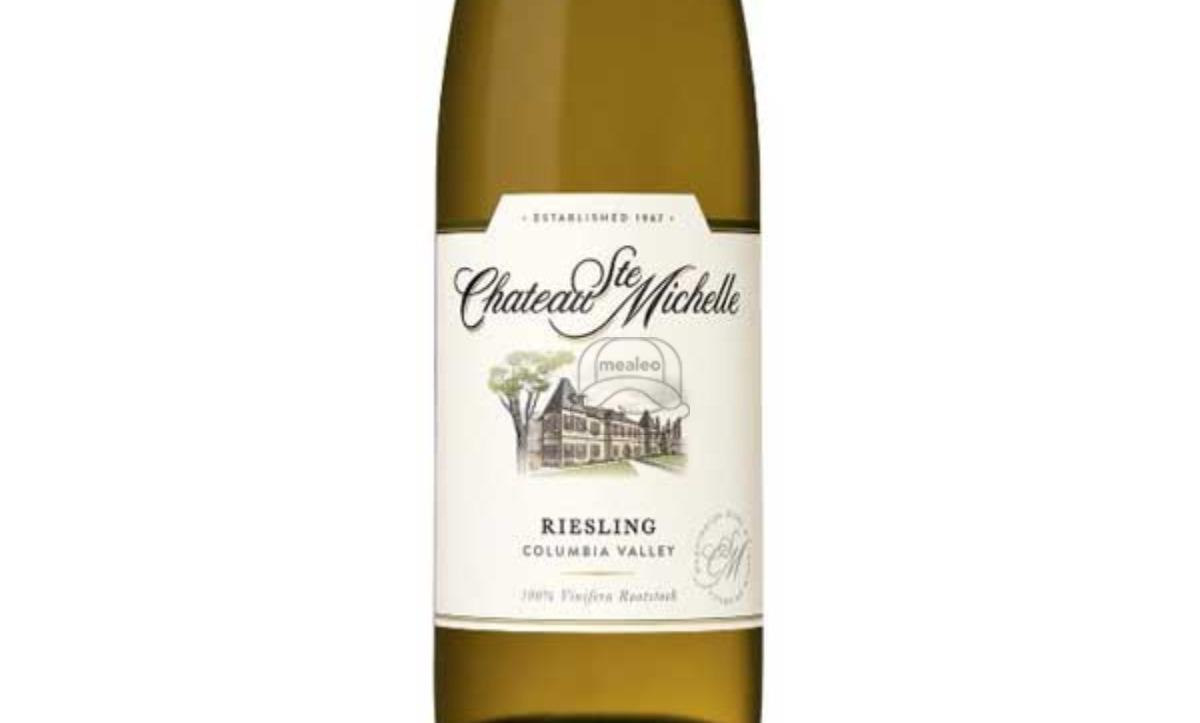 Chateau St. Michelle Reisling