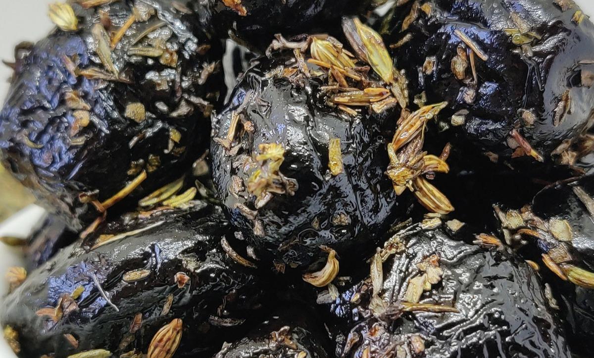 Mediterranean Oil Cured Olives
