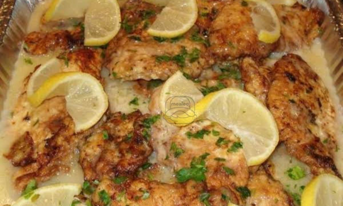 Chicken Francaise (Family Style)