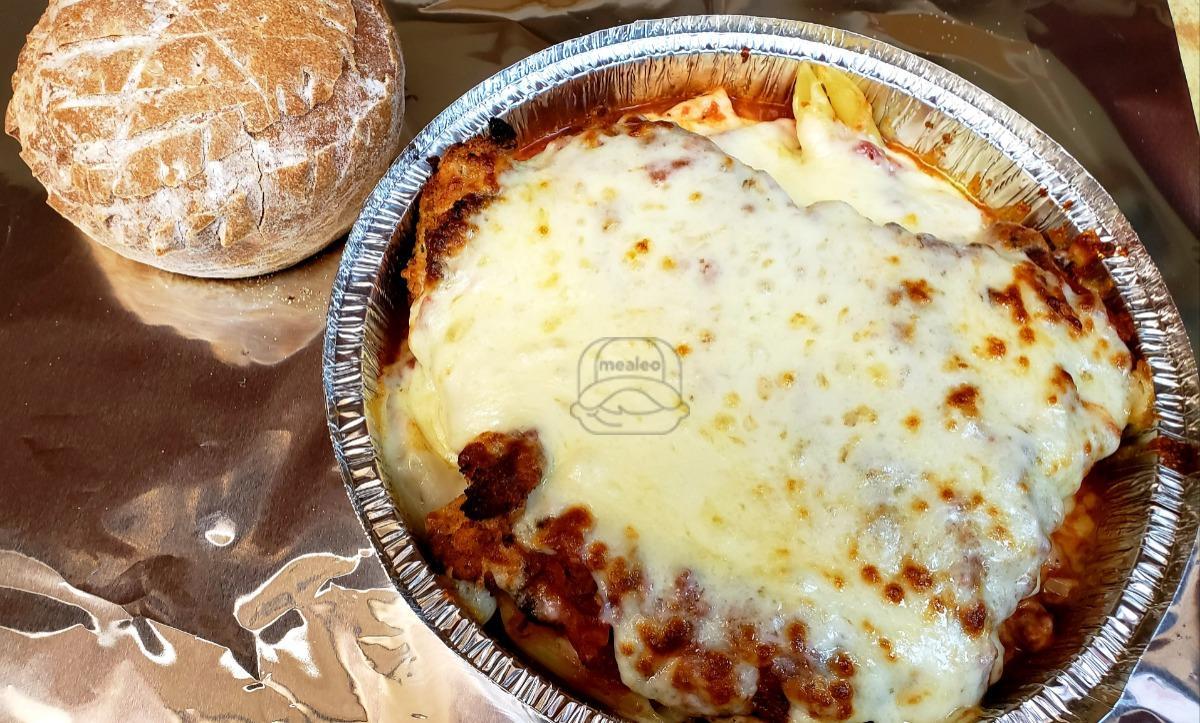 Chicken parmigiana family special