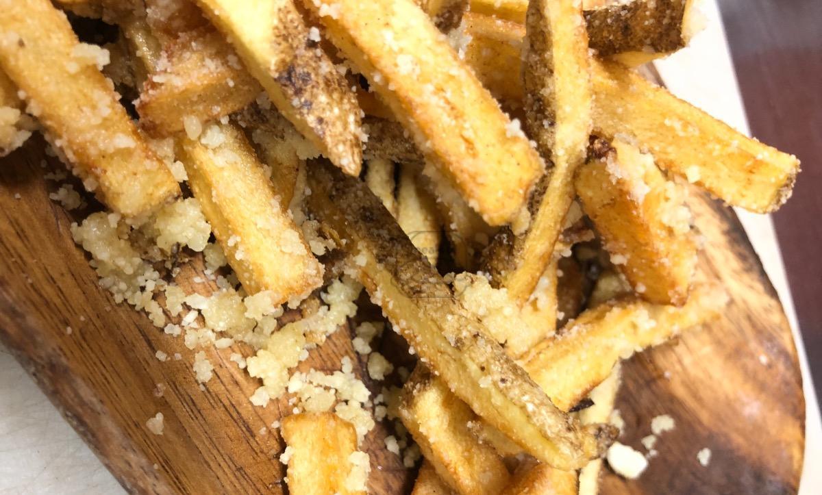 Truffle Parmesan