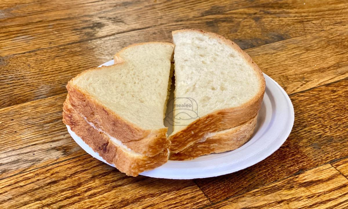 2 Slices of Bread & Butter