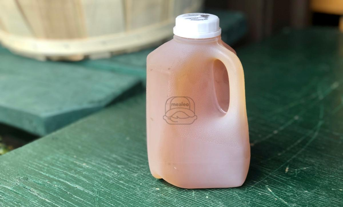 Fresh Pressed Apple Cider