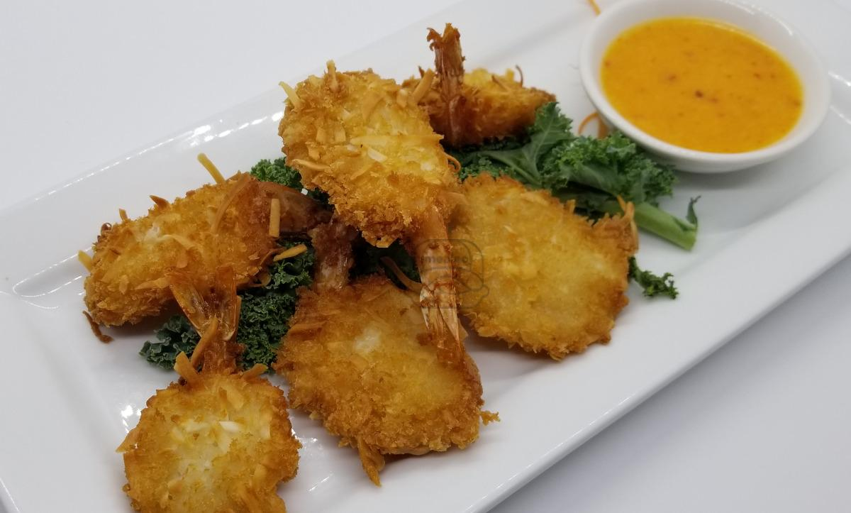 Coconut Shrimp (6pc)