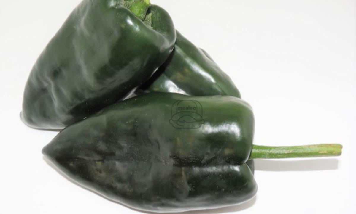 Peppers Poblano