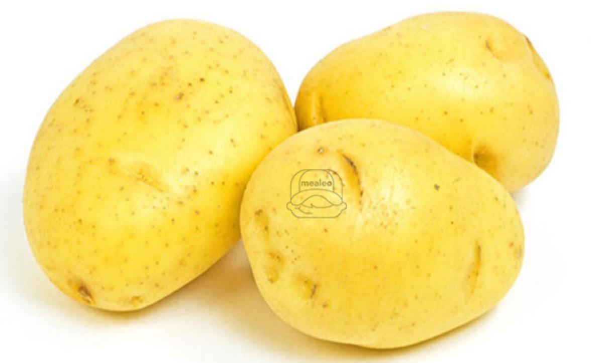 Potatoes Yukon Gold