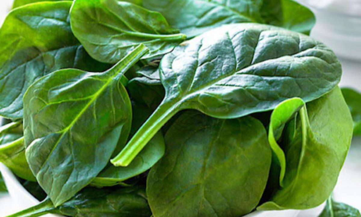 Spinach Salad Calif