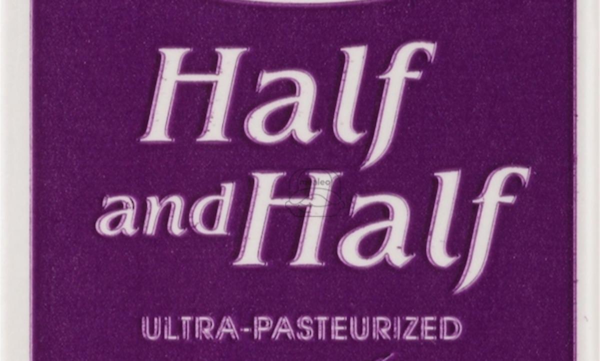 Half & Half Quart