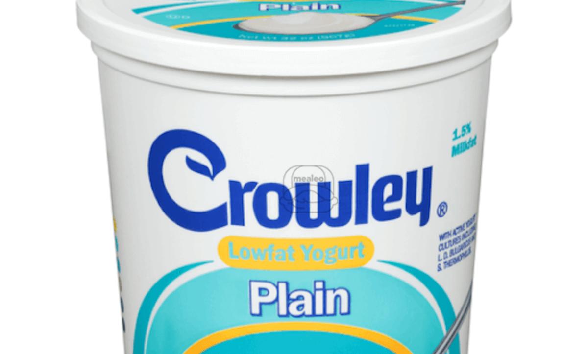 Yogurt LF Plain 2 lb