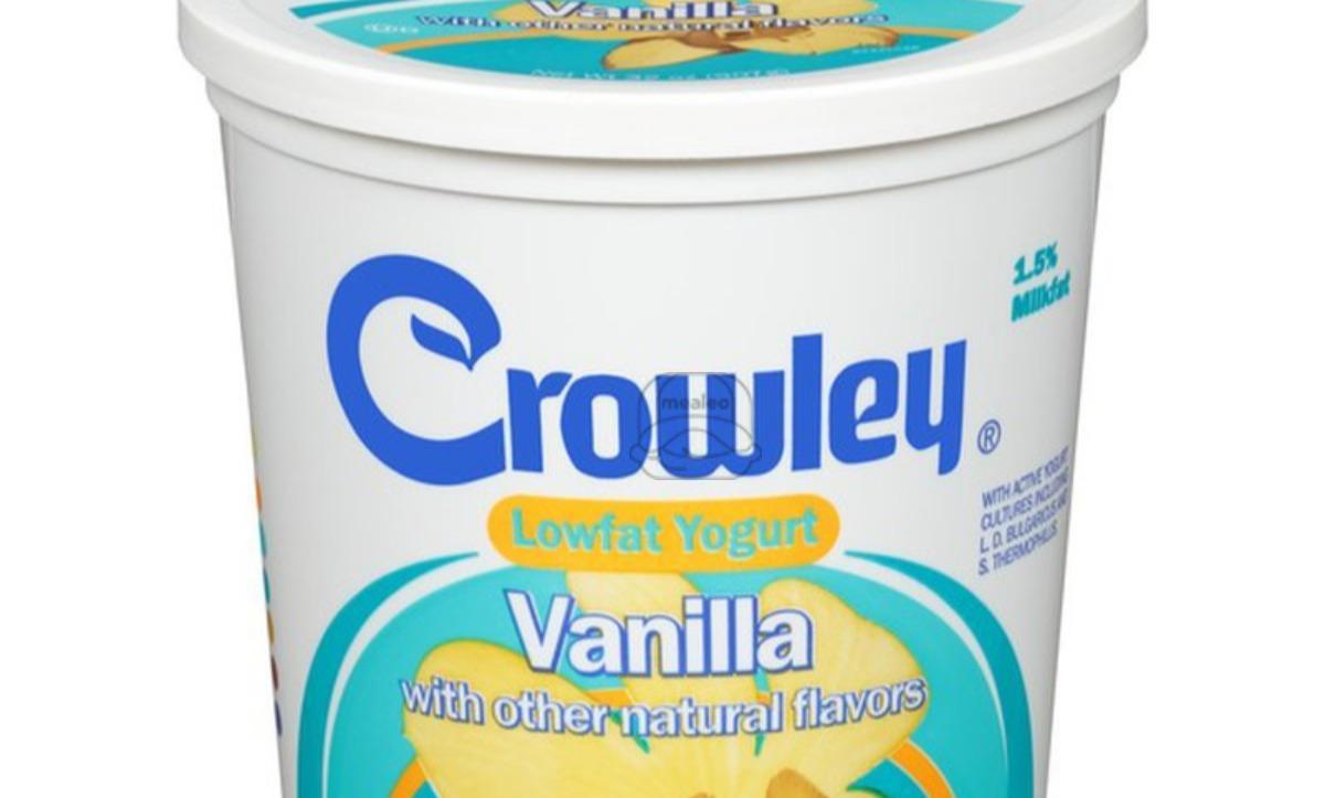 Yogurt LF Vanilla 2 lb