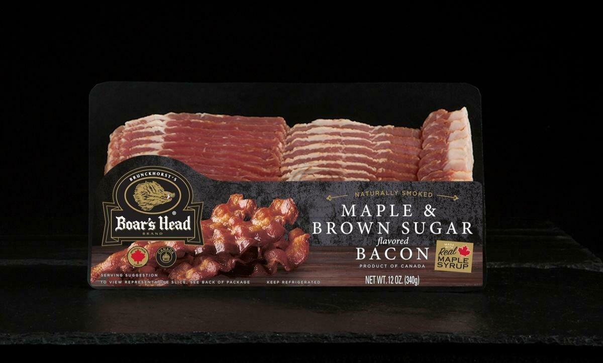 Bacon Maple Brown Sugar