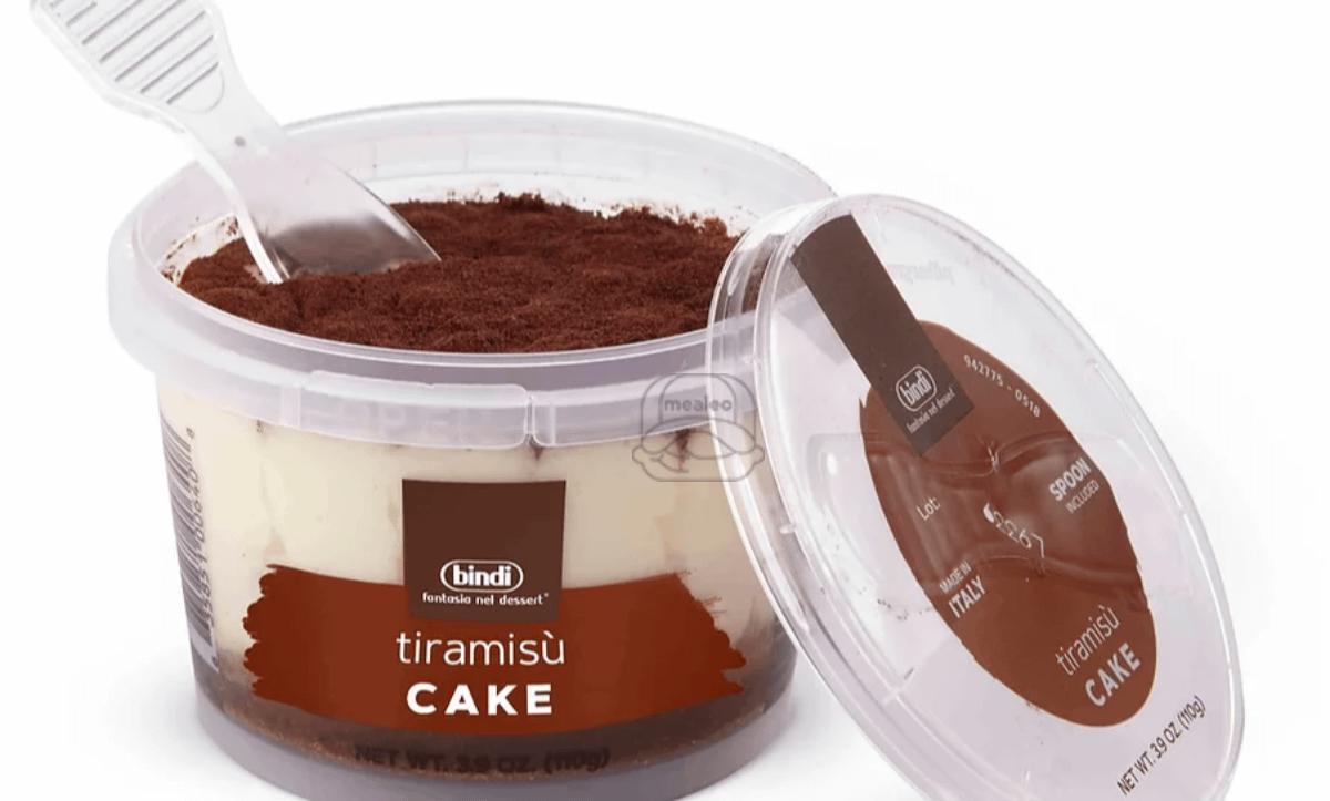 Bindi Tiramisu Cake Cup