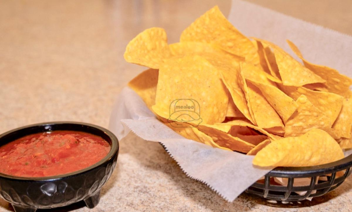 Side of Chips w/ Salsa