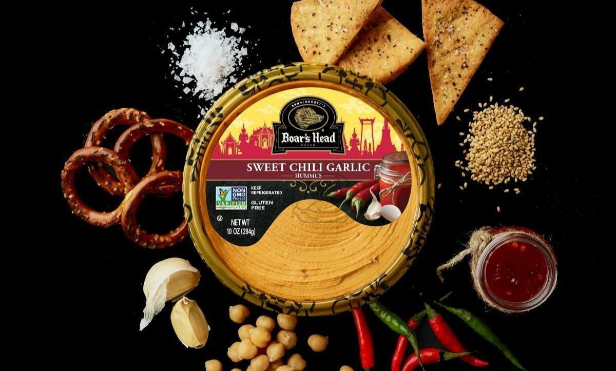 Hummus Sweet Chili Garlic Boars Head