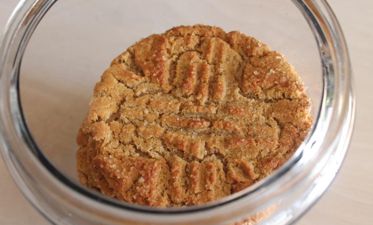 GF Peanut Butter Cookie