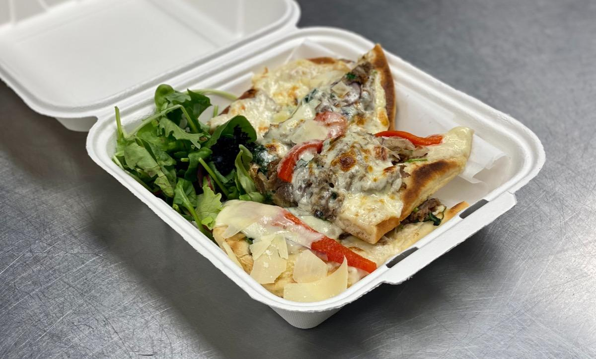 Troy Philly Flatbread