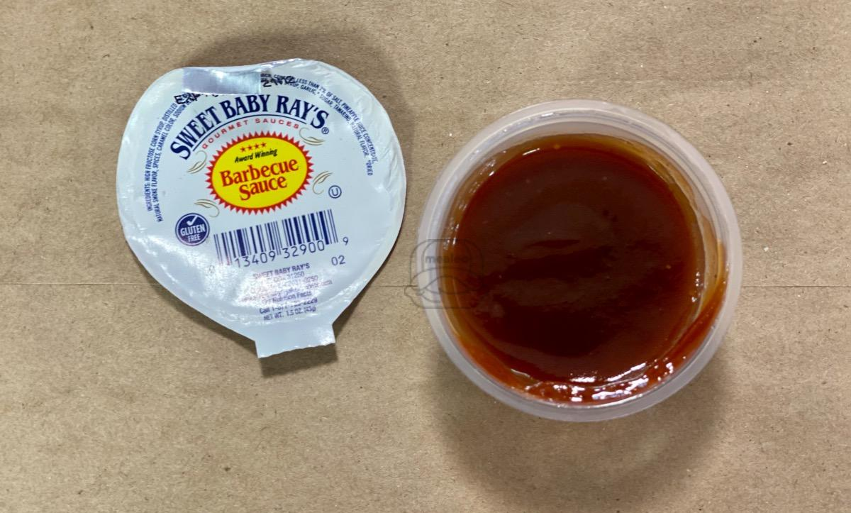 Side of Sweet Baby Ray's BBQ Sauce