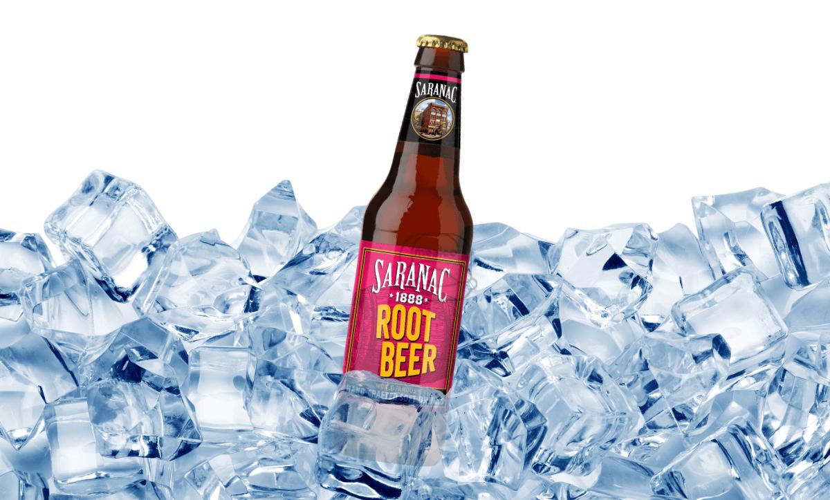Saranac Root Beer