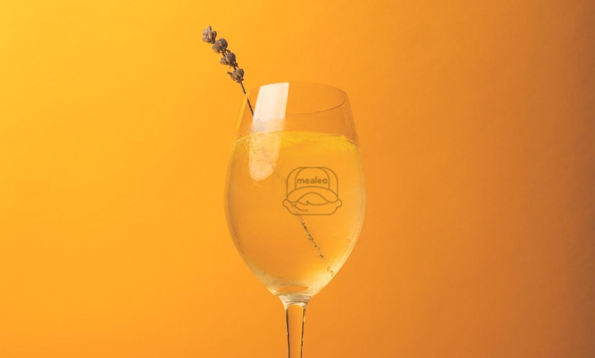Spiced Orangecello Spritz