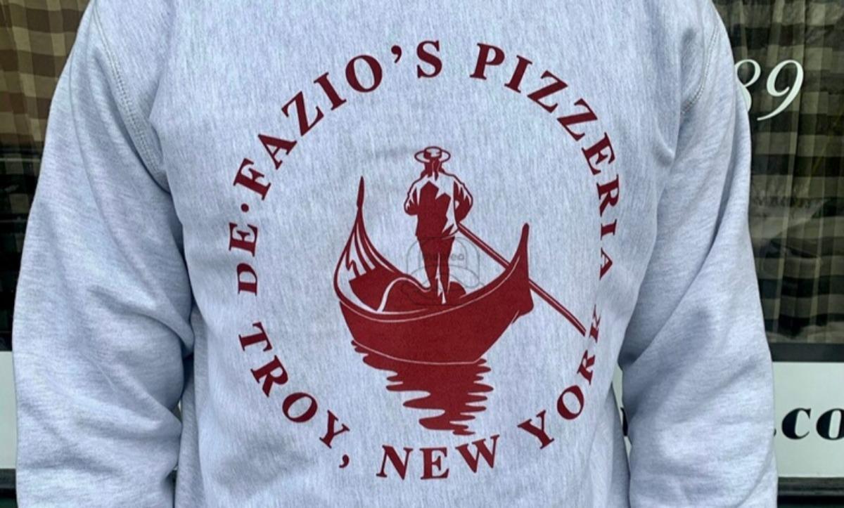 DeFazio's Crewneck Sweater Gondola' logo