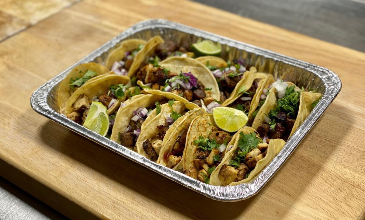 20 Tacos Family Platter