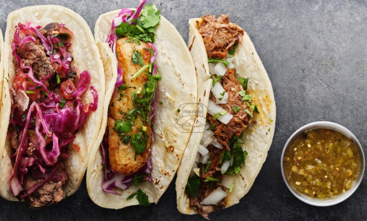 Any 3-Tacos Traditional