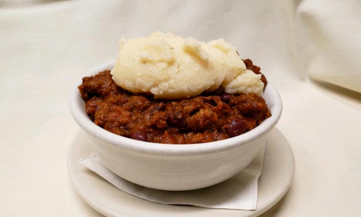 Award-Winning Meatloaf Chili