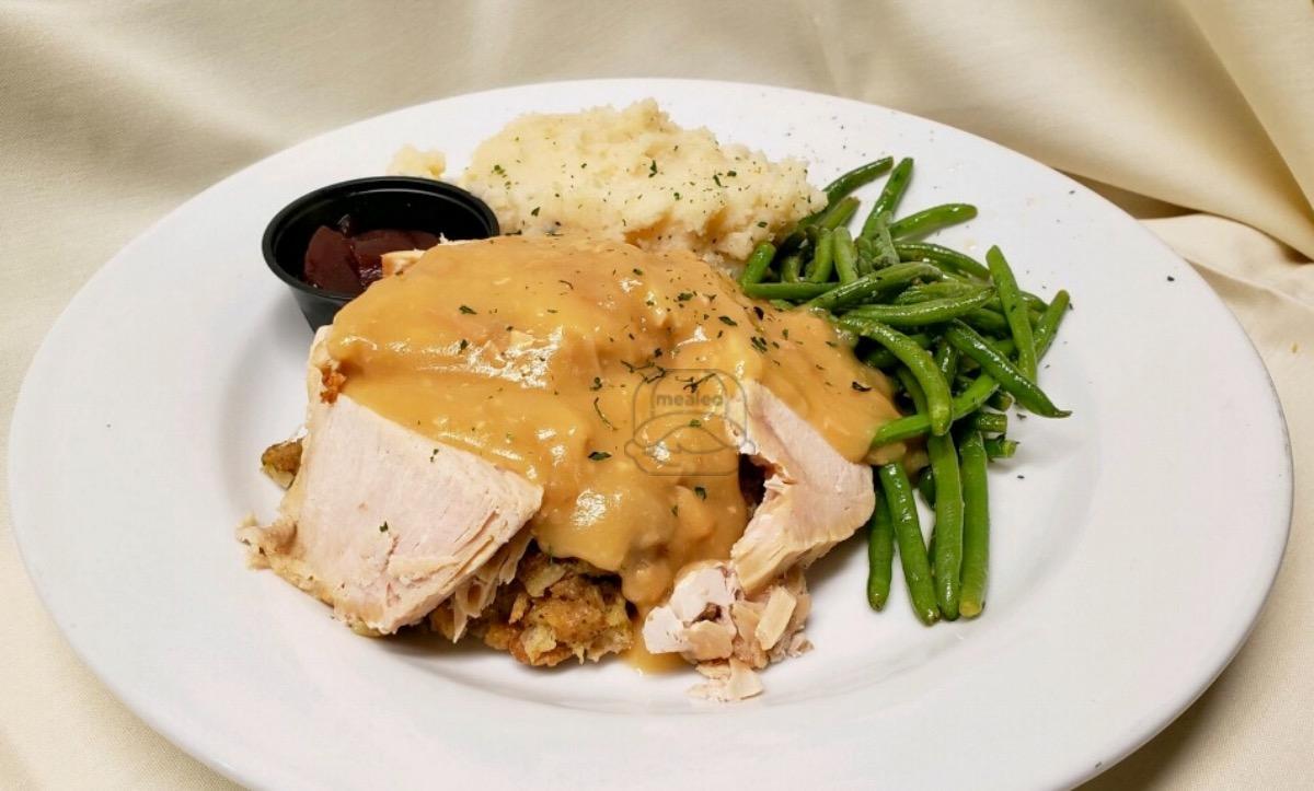 Roasted Turkey Dinner