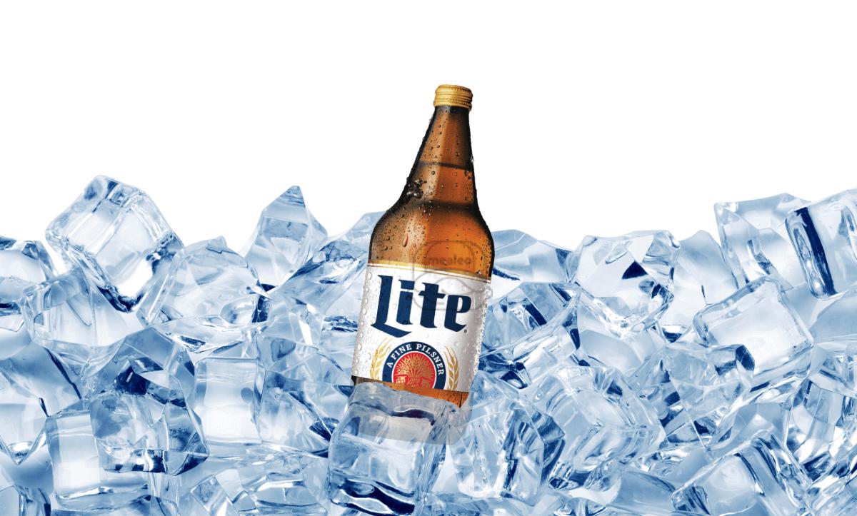 Miller Lite (Bottle)