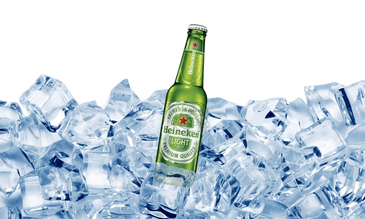 Heineken Light (Bottle)